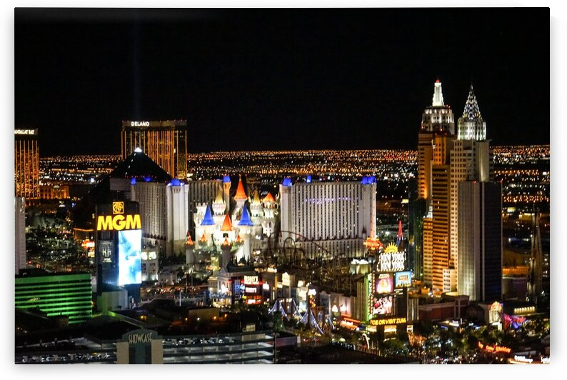 Beautiful Las Vegas by 1North