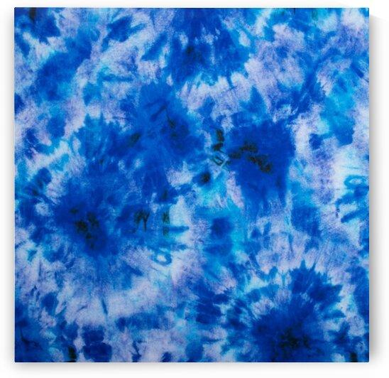 Tie-dye - Blue by Mutlu Topuz