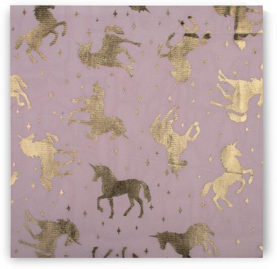 Unicorn - Pink by Mutlu Topuz