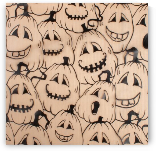 Pumpkin - Orange by Mutlu Topuz