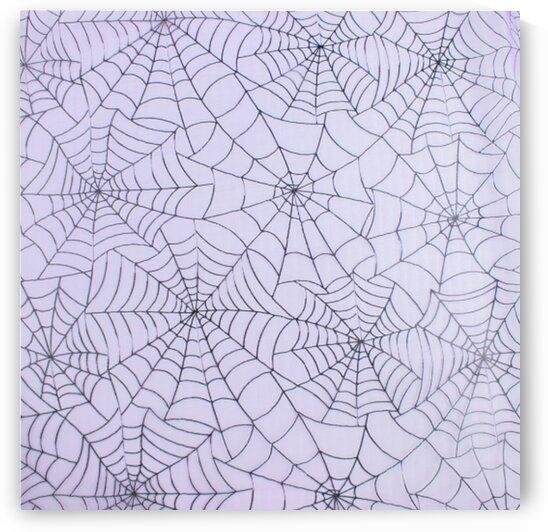 Web - Purple by Mutlu Topuz