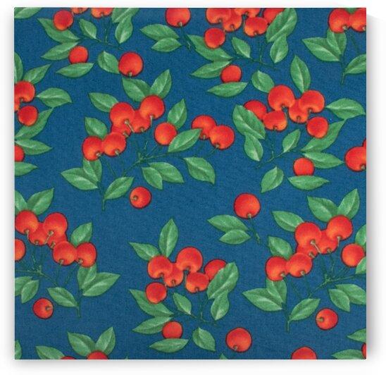 Cherry - Blue by Mutlu Topuz