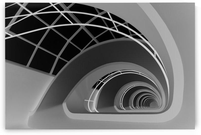 Antwerp-Stairs by jan niezen  by 1x