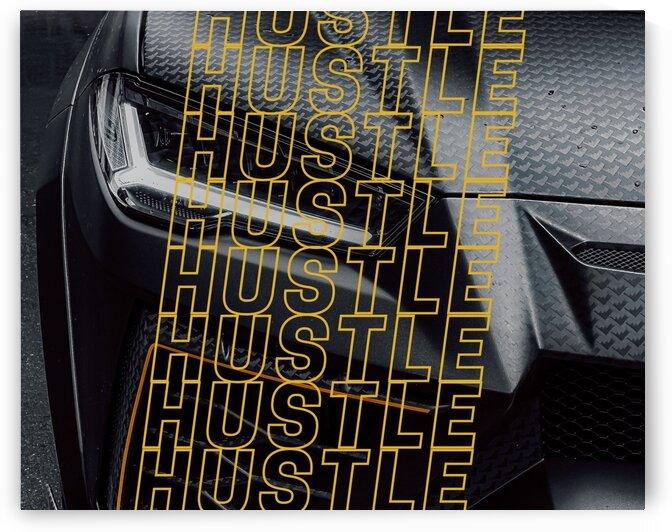 Hustle For The Carbon by Gabriel Aguiar