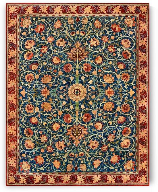 Holland Park Carpet by Mutlu Topuz