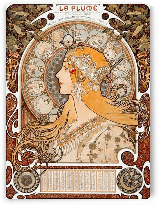 Zodiaque or La Plume by Mutlu Topuz