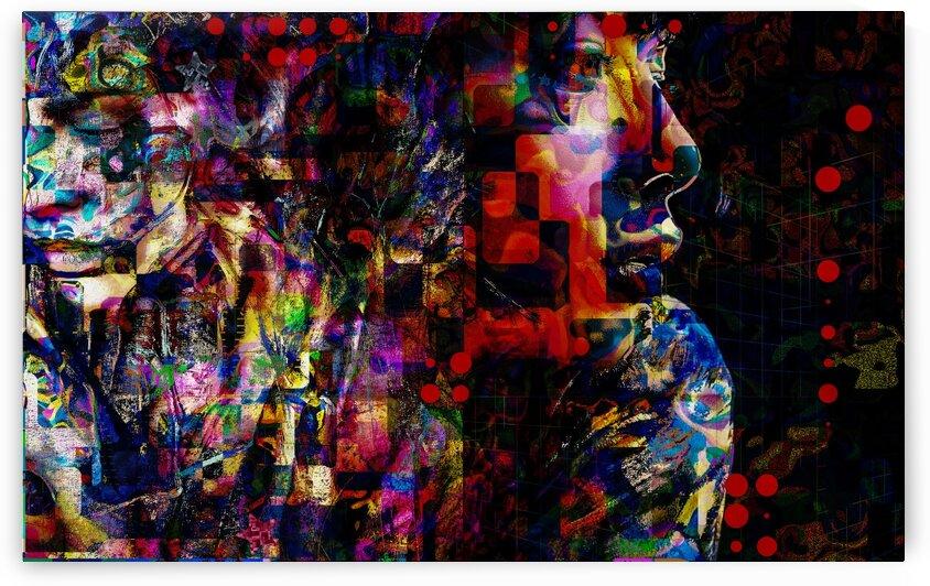 Pop muses  by Jean-Francois Dupuis