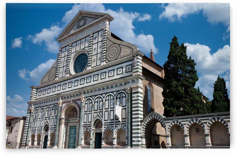Church of Santa Maria Novello Edit by Darryl Brooks