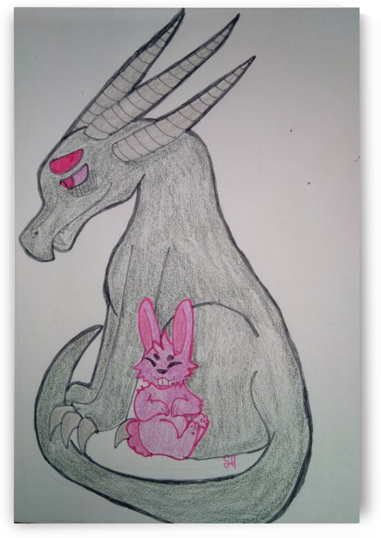 Bipolar: Hypomania and Depression  by Paper Wolf