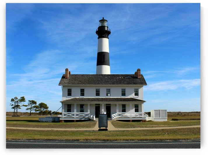 Bodie Island Lighthouse by The NC Geek