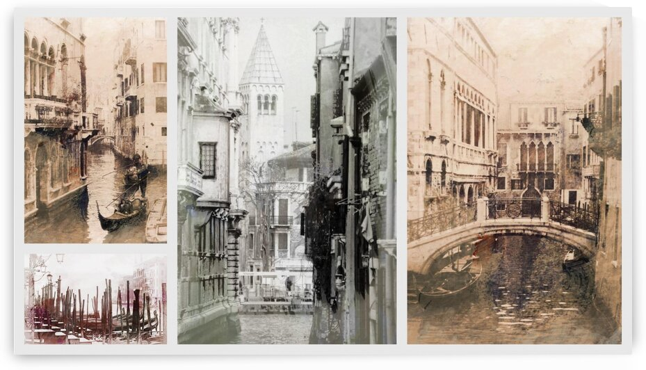 Images of Venice by Dorothy Berry-Lound