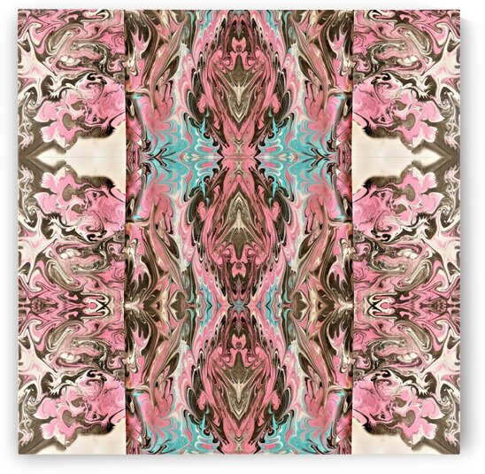 PAOLA DE GIOVANNI  MARBLING ART VIII by Meanmagenta Photography