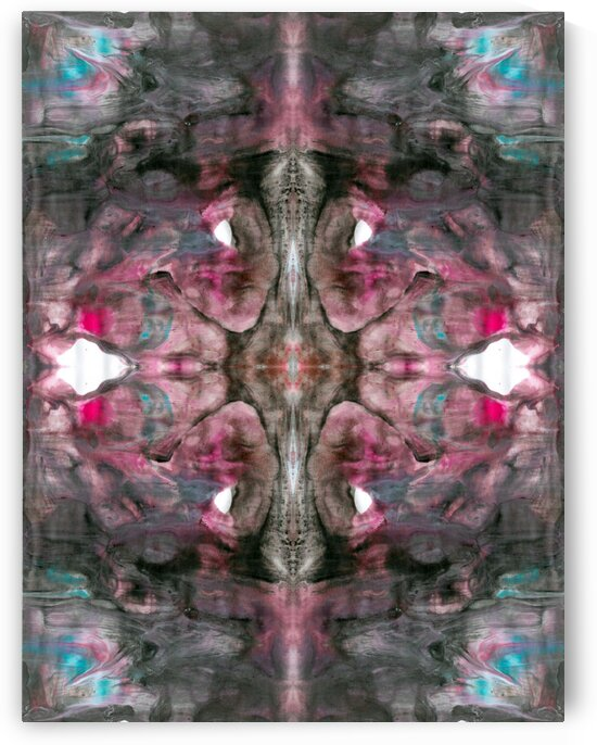 PAOLA DE GIOVANNI  MARBLING ARTWORK VIII by Meanmagenta Photography
