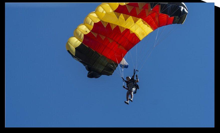 flight in sky by Shankari