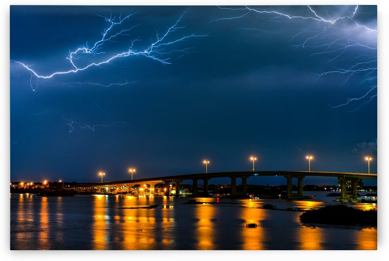 Lightning 1901 by Rob Clements