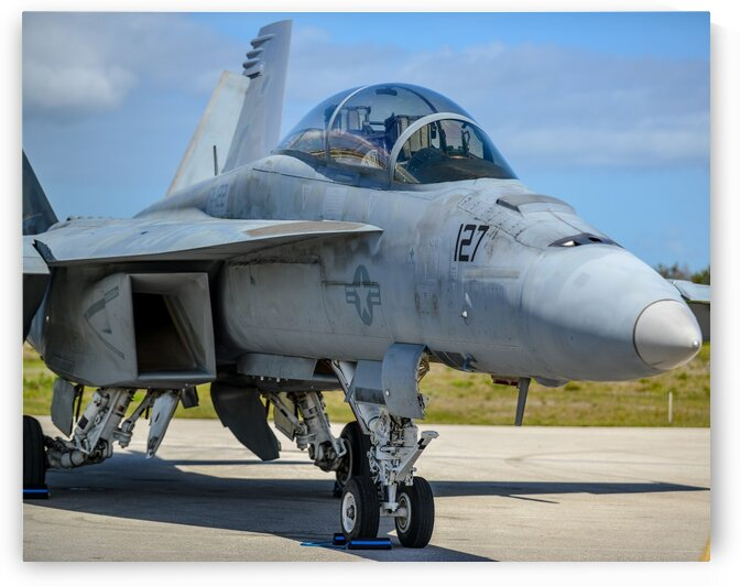 Super Hornet 6540 by Rob Clements