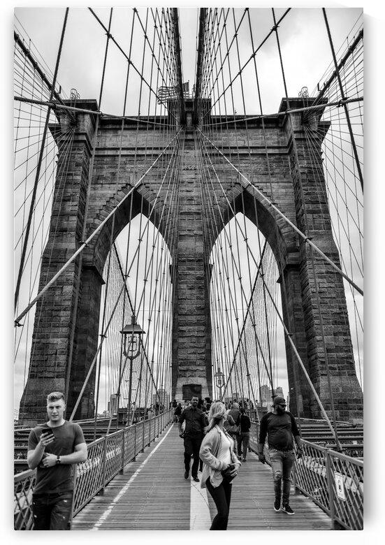 Brooklyn Bridge 2050 by Rob Clements