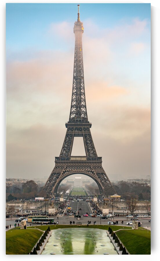 Eiffel Tower 5073 by Rob Clements