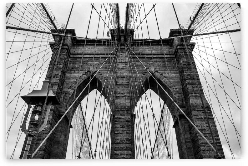 Brooklyn Bridge 2049 by Rob Clements