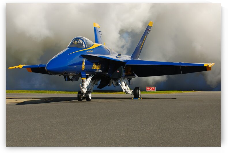 Blue Angel 8540 by Rob Clements
