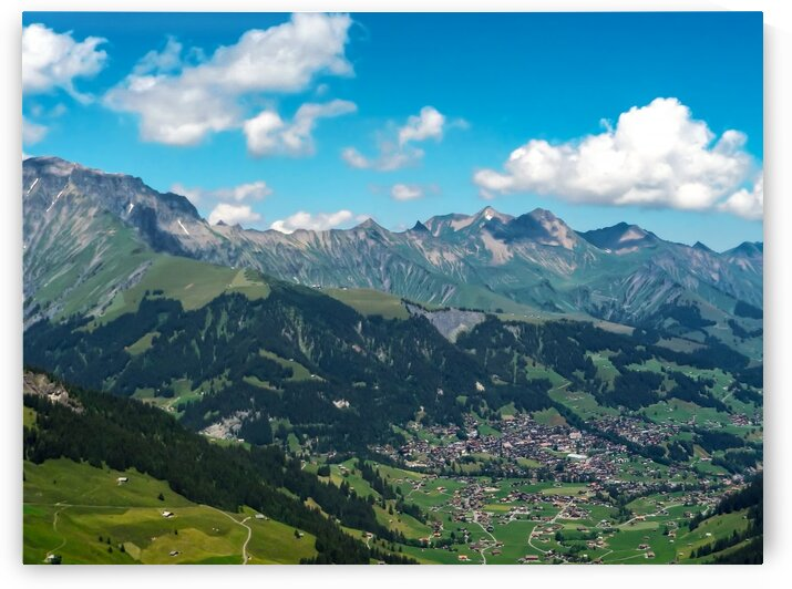 The Bernese Alps Switzerland by 1North