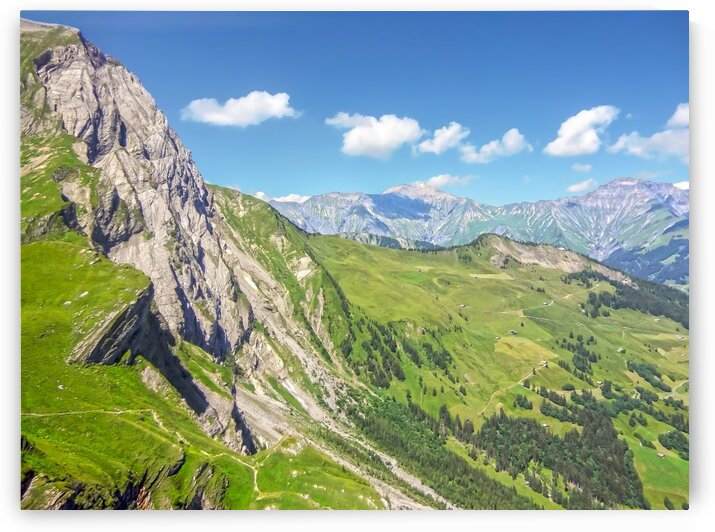 Deep in the Swiss Highlands by 1North
