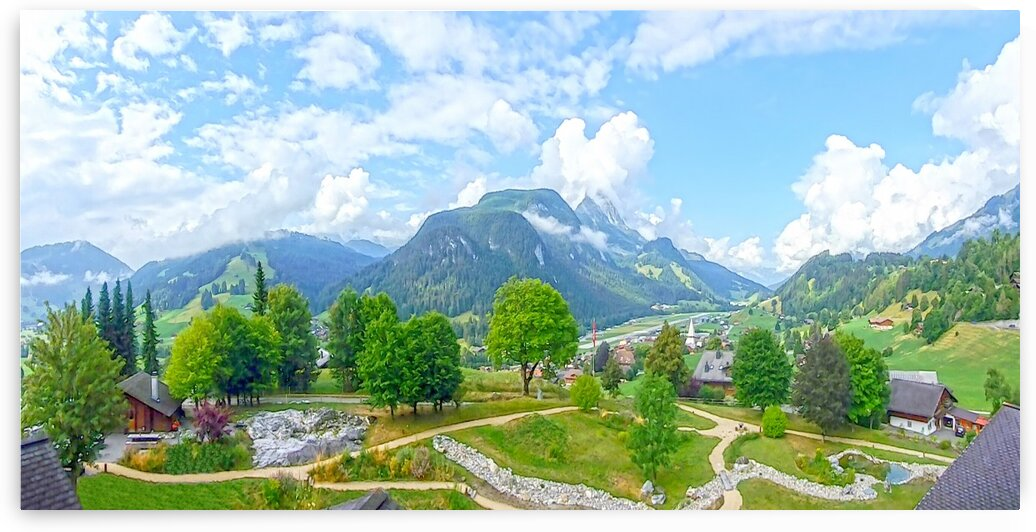 Perfect Day in the Swiss Alps by 360 Studios