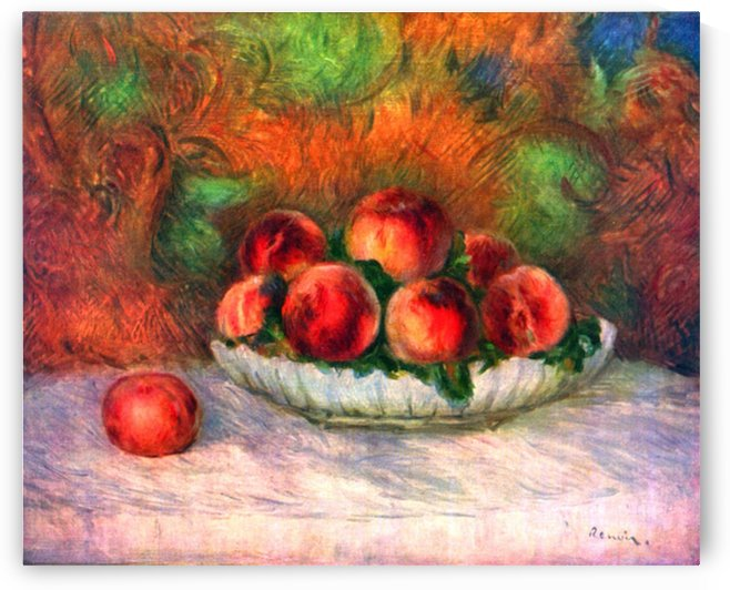 Still life with fruits by