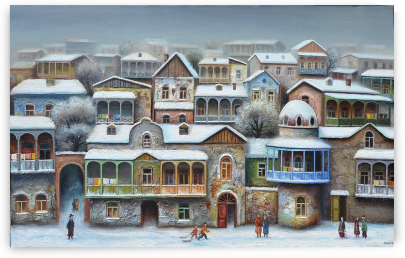 ZIMA by David Martiashvili