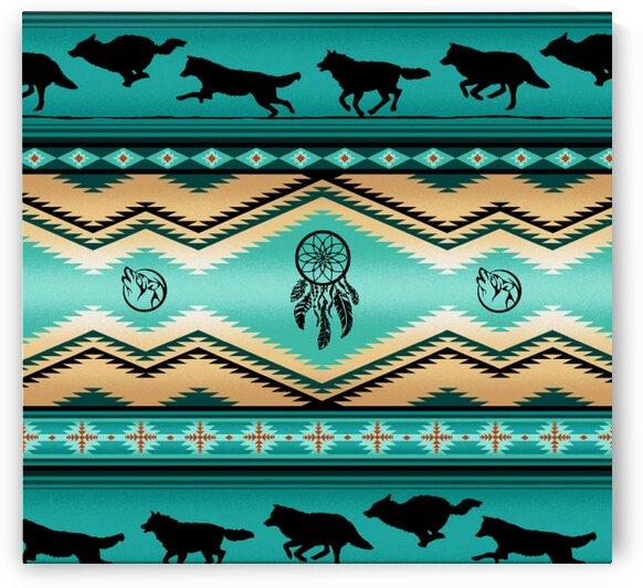 Tucson Turquoise by Mutlu Topuz