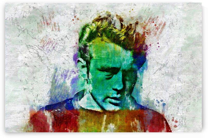 James Dean tribute by Ivan Venerucci Italian Style