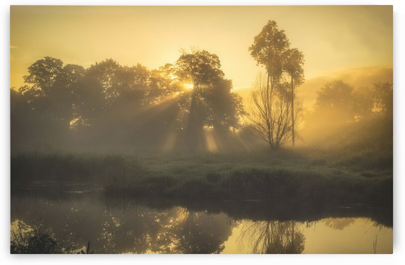 Morning River by Katharine Asals Photography