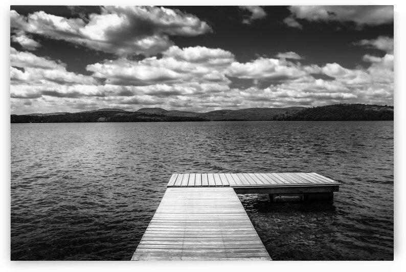 Dock by Daniel Ouellette