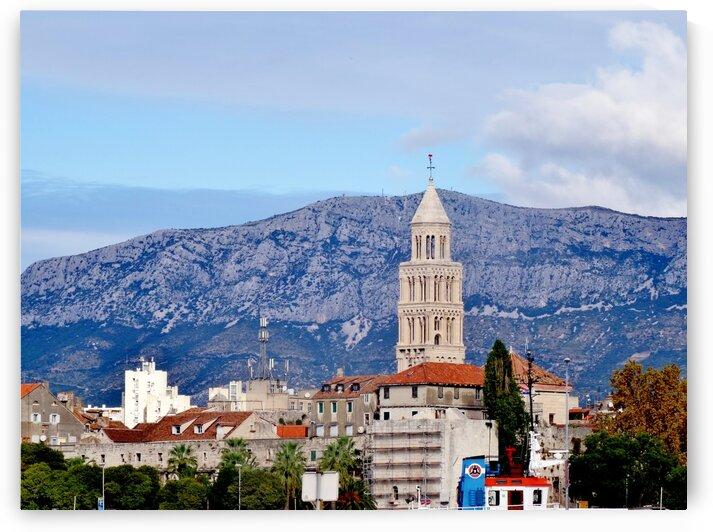 Split Croatia by by Tara
