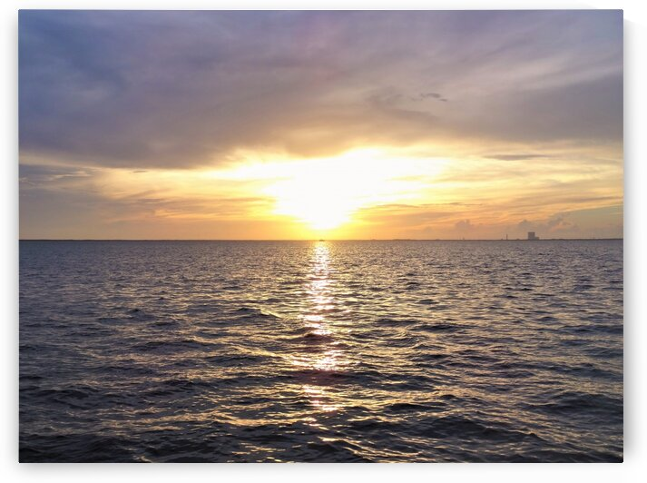 Sunrise over the Indian River by by Tara