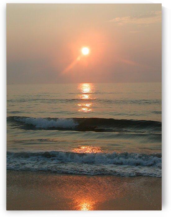 Atlantic ocean sunrise 2 by by Tara