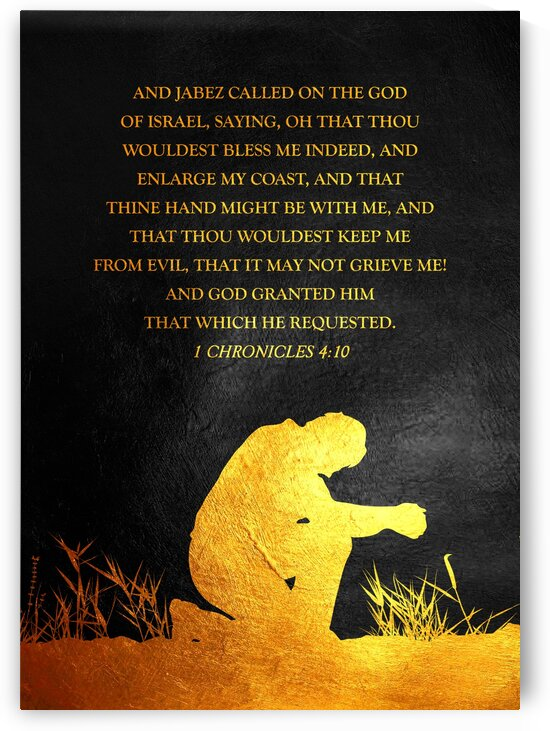 1 Chronicles 4:10 by ABConcepts