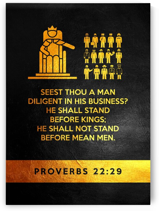 Proverbs 22:29 by ABConcepts