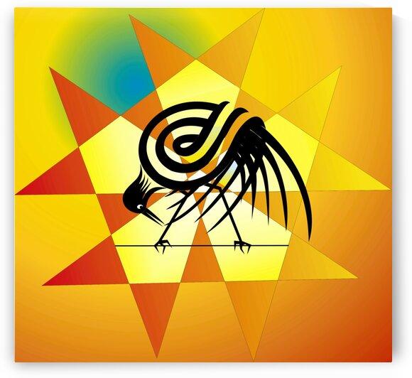 Oiseau Bird 21 by Createm