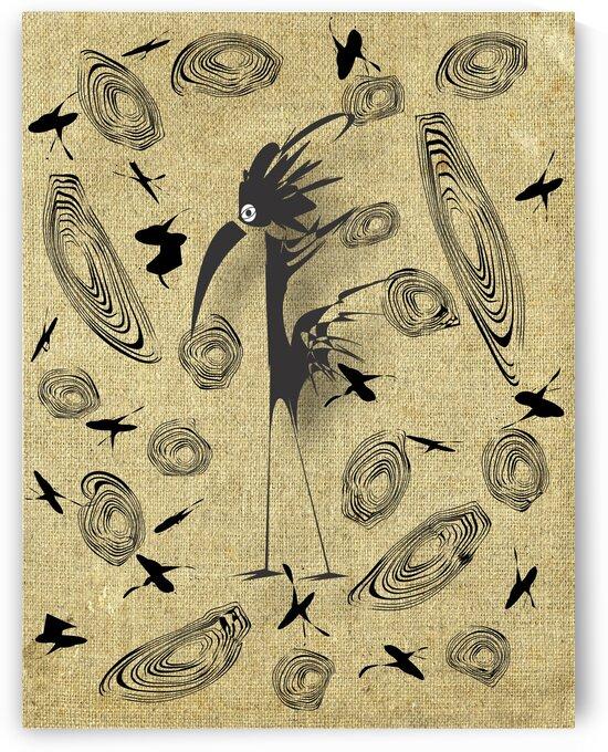 Oiseau Bird 22 by Createm
