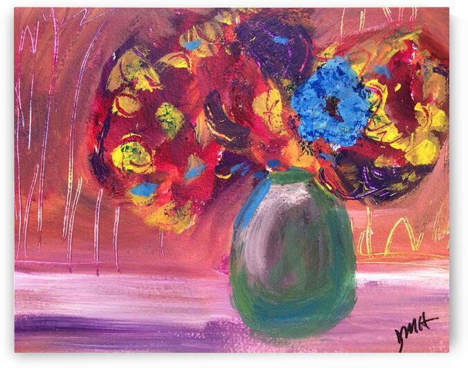 Bouquet_1 by Sylvie Marie Heroux