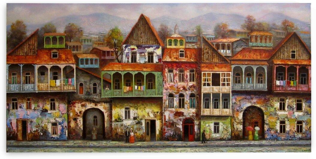 autumn Tbilisi                                             by David Martiashvili