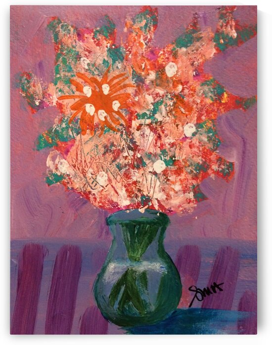 Bouquet_2 by Sylvie Marie Heroux