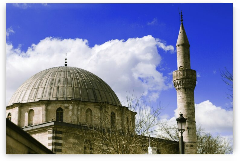 Ancient mosque   Infrared   Purple by ASAR STUDIOS