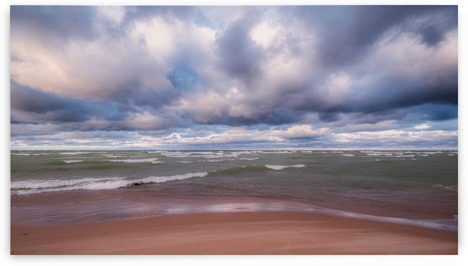 Crossing Waves  by Diane Lynn