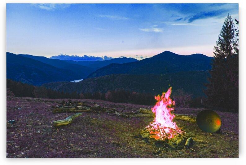 Bonfire   Infrared   Purple by ASAR STUDIOS