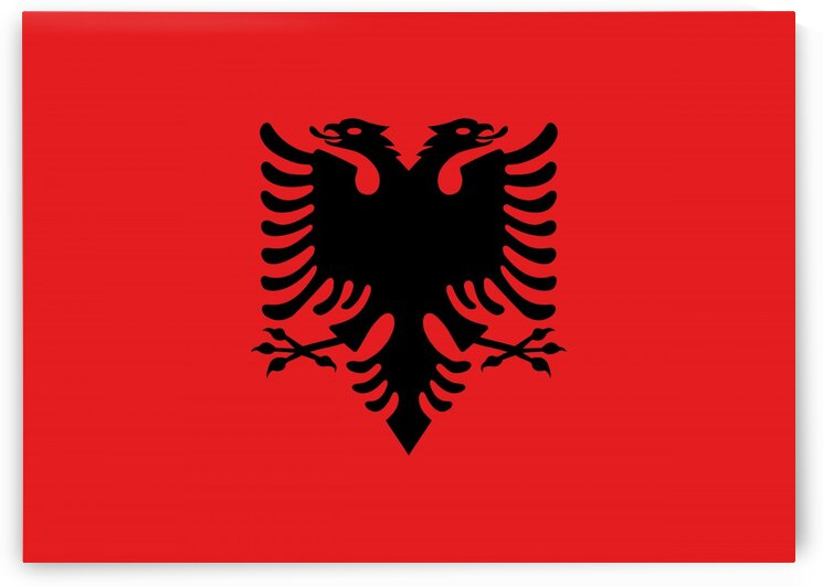 Albania Flag by Fun With Flags