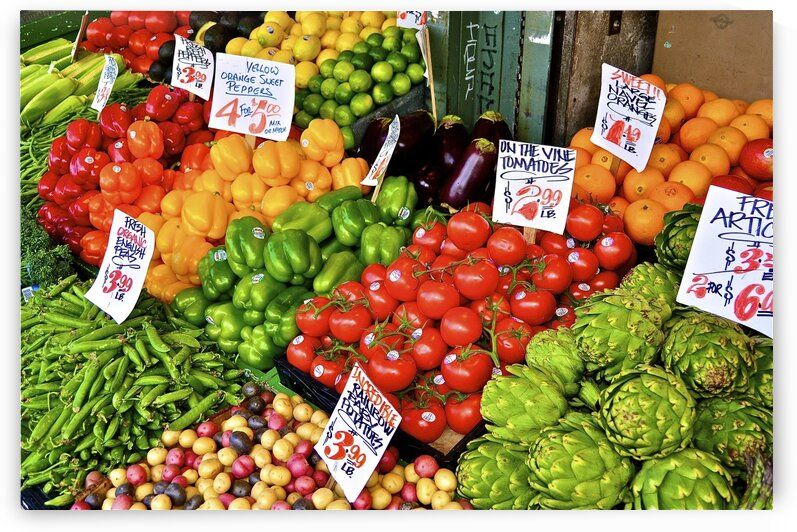 Farmers Market by Limone Photography