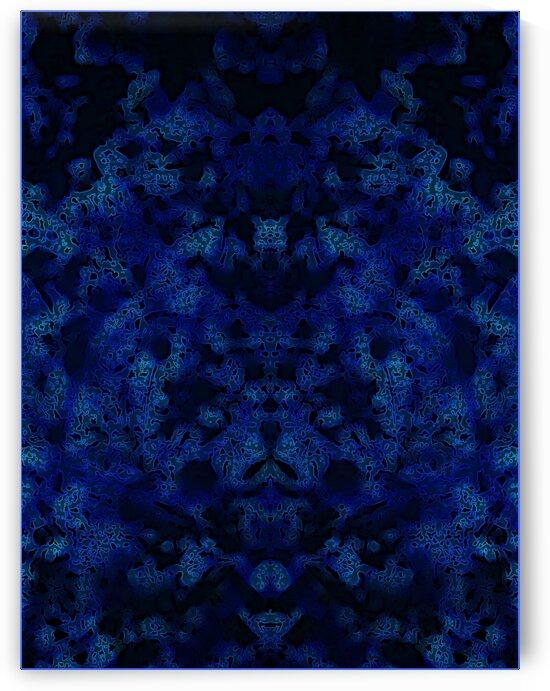 BLUE BEAR by Tim Glasby