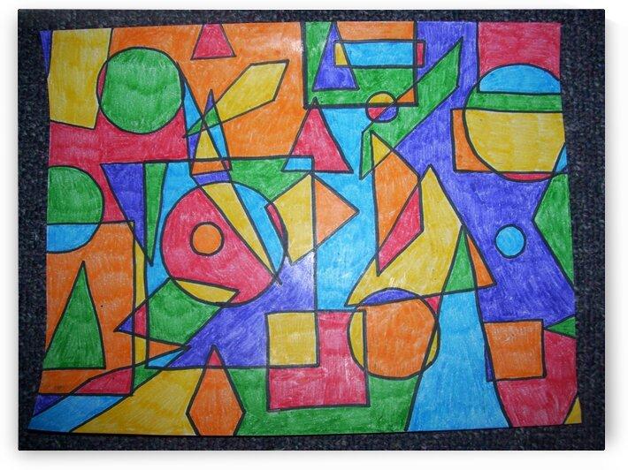 Squares and Circles by Abraham Mashinsky